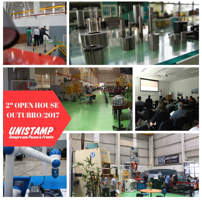 2º OPEN HOUSE UNISTAMP 2017