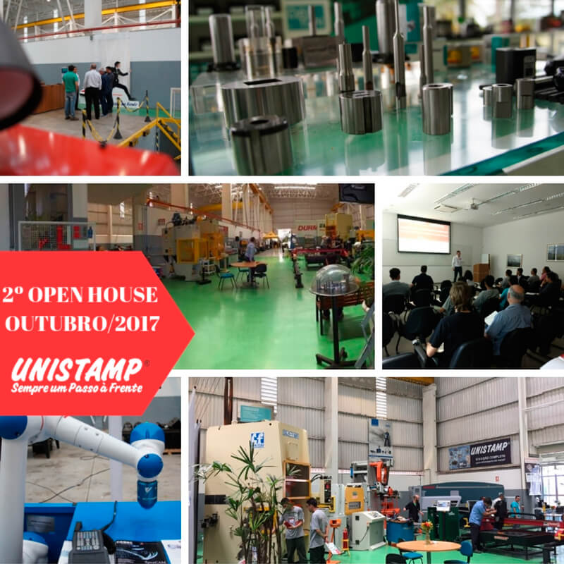 Open House Unistamp 2017