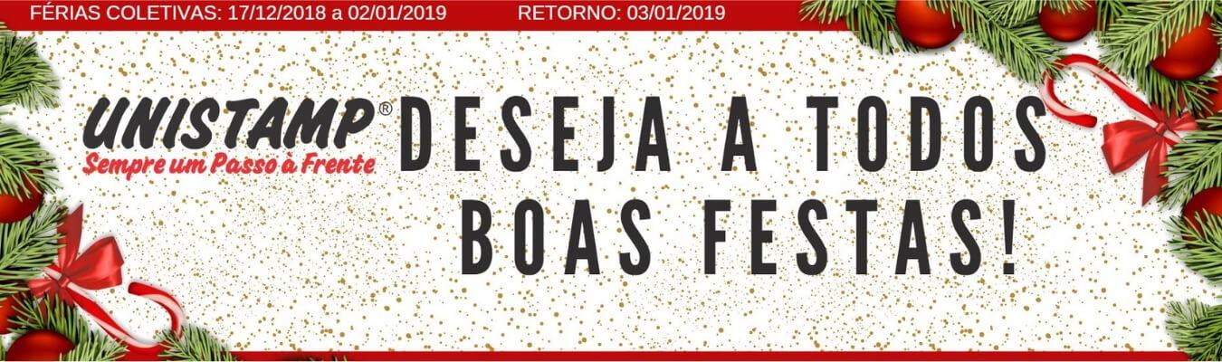 Boas Festas 2018