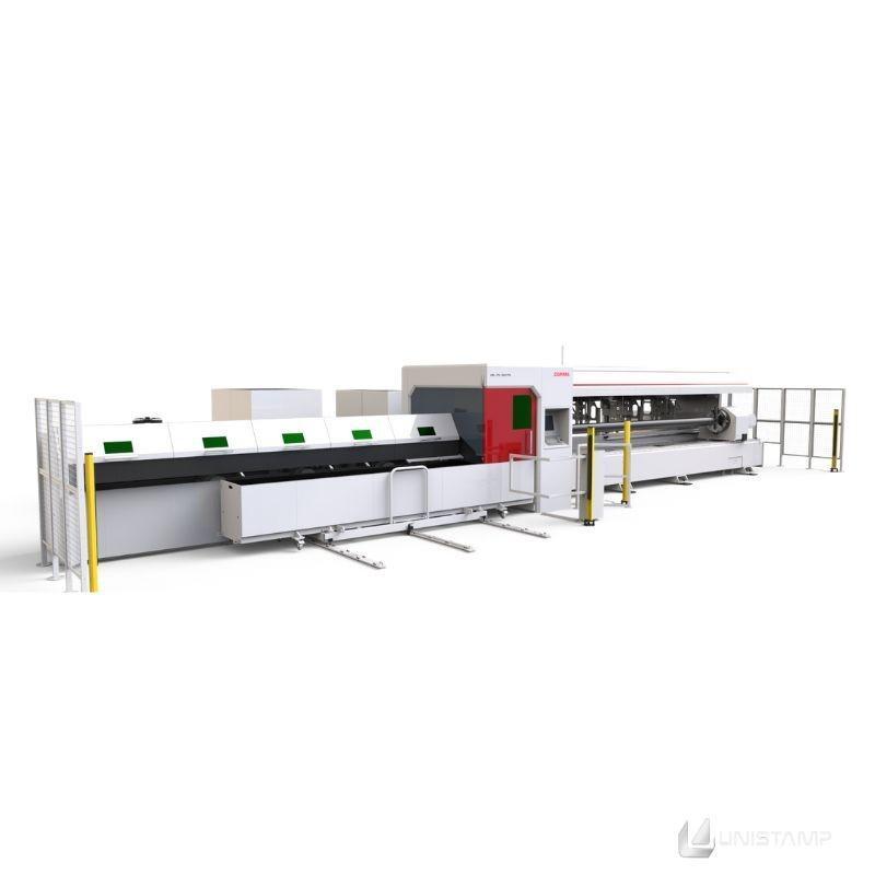 Máquina de corte a laser para tubos