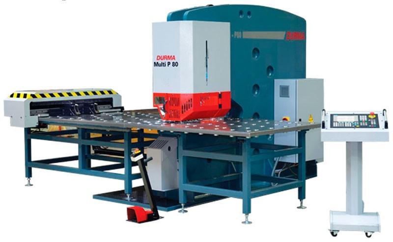 Máquina metaleira