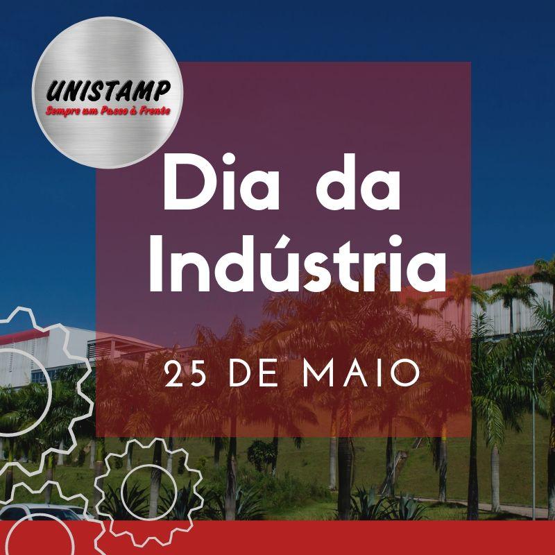 25 de maio – Dia da Indústria