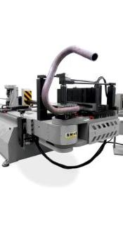 Maquina curvadora de tubos cnc