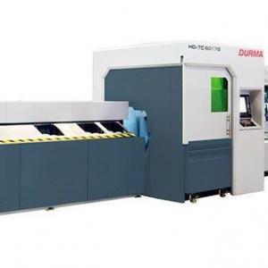 Máquina de corte a laser aço inox