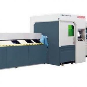 Máquina de corte a laser para aço