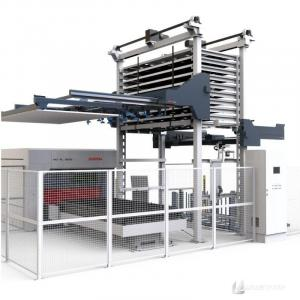 Maquina laser fibra